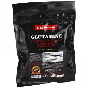 SlimPacks ® GLUTAMINE - 120 caps