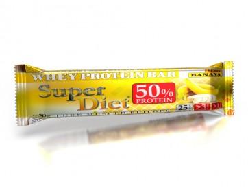SUPER DIET Protein Bar 50% - Banana - 50g
