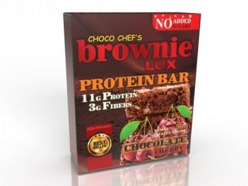 Brownie LUX Protein Bar Cherries