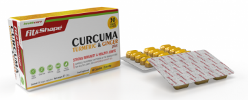 CURCUMA Turmeric & Ginger plus