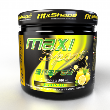 MaxiSport® ENERGY - Lemonade