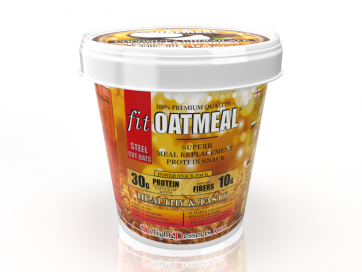 fit OATMEAL Protein Porridge