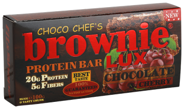 Brownie LUX Protein Bar