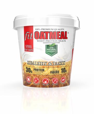 fit OATMEAL Protein Porridge