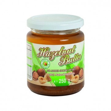 100% Hazelnut Butter