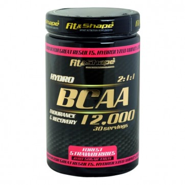 Hydro BCAA 12000 - Strawberry