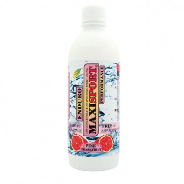 MaxiSport Concentrate 500ml - Pink Grapefruit