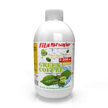 Green Coffee + L-Carnitine 55,000mg