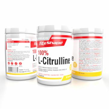 100% L-Citrulline - 100g