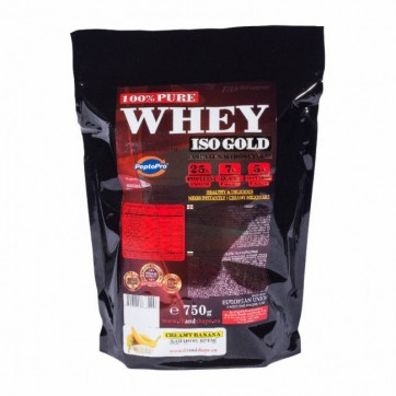 Pure Whey Iso Gold 750g