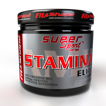Stamina® 100% Creatine HCl