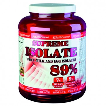 Supreme Isolate 89%