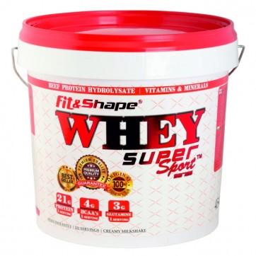 Whey Super Sport 4540g