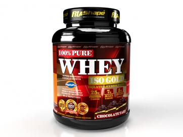Pure Whey Iso Gold Protein