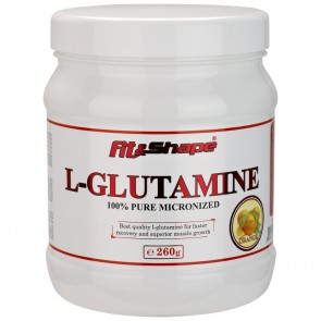 L-GLUTAMINE JuicyFresh® - 260g