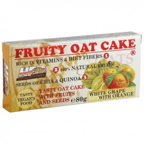 FRUITY OAT CAKE - 80g