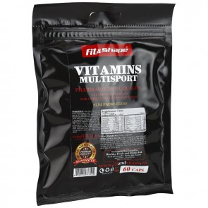 SlimPacks ® VITAMINS MULTISPORT - 60 caps
