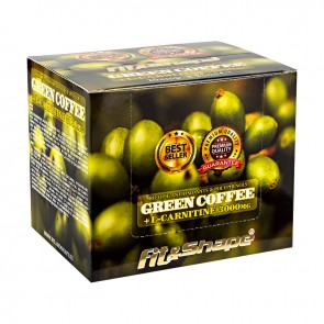 GREEN COFFEE & L-Carnitine 3000mg - 20x25ml
