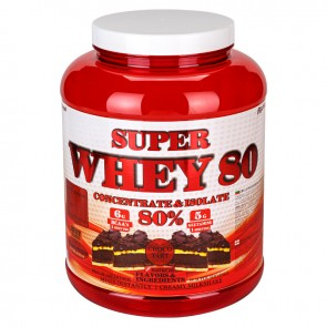 SUPER WHEY 80 - 2270g
