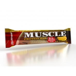 MUSCLE Protein Bar 30% - Banana - 70g