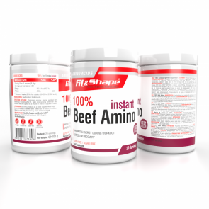 100% instant Beef Amino's - 100g