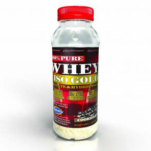 Pure WHEY Iso GOLD - 30g - Cookies & Cream