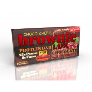 Brownie LUX Protein Bar Cherries
