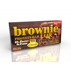 Brownie LUX Protein Bar Chestnuts