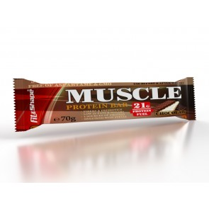 MUSCLE Protein Bar 30% - Chocolate - 70g