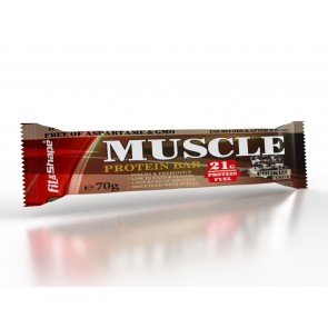 MUSCLE Protein Bar 30% - Cookies & Cream - 70g