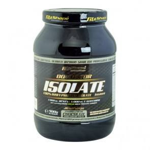 DOMINATOR 100% Whey Isolate