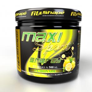 MaxiSport® ENERGY - Lemonade