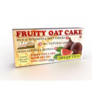 Fruity Oat Cake Figs
