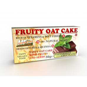 Fruity Oat Cake Chocolate Mint