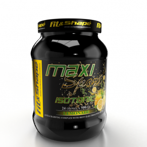 MaxiSport® ISOTONIC - Lemonade