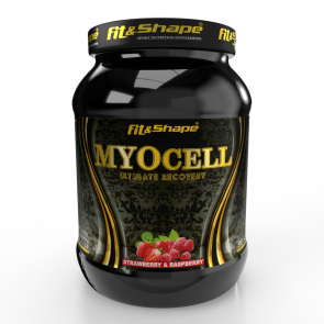 MyoCell® RECOVERY - Strawberry & Raspberry