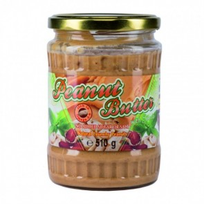 Peanut Butter Crunch + Stevia