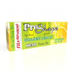 ProShape® KETO Protein bar 30% (Golden Lemon)