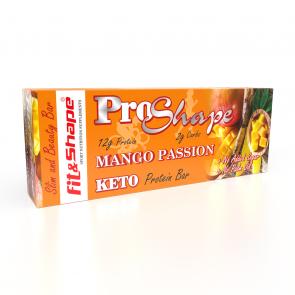 ProShape® KETO Protein bar 30% (Mango Passion)