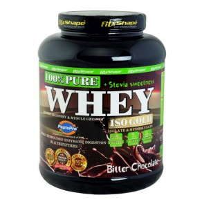 Pure Whey Iso Gold - Bitter Chocolate