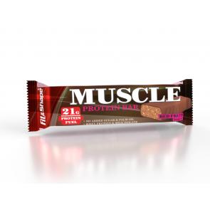 MUSCLE Protein Bar 30% - Red Fruits Yogurt - 70g