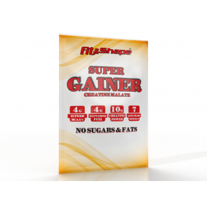 Fit&Shape Super Gainer