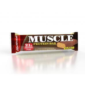 MUSCLE Protein Bar 30% - Vanilla - 70g