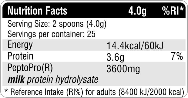 100% PeptoPro Amino Hydrolysate
