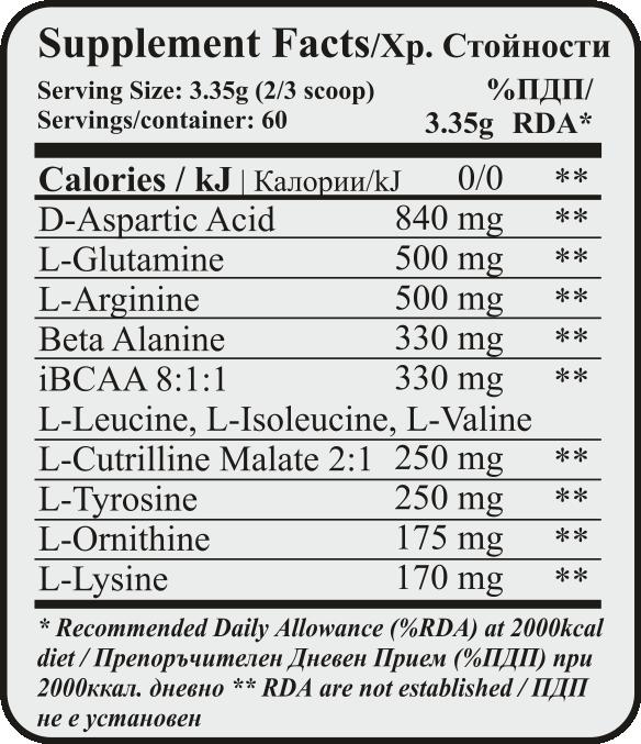 genesis essential amino acids