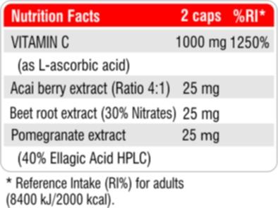 Vitamin C 1000 plus